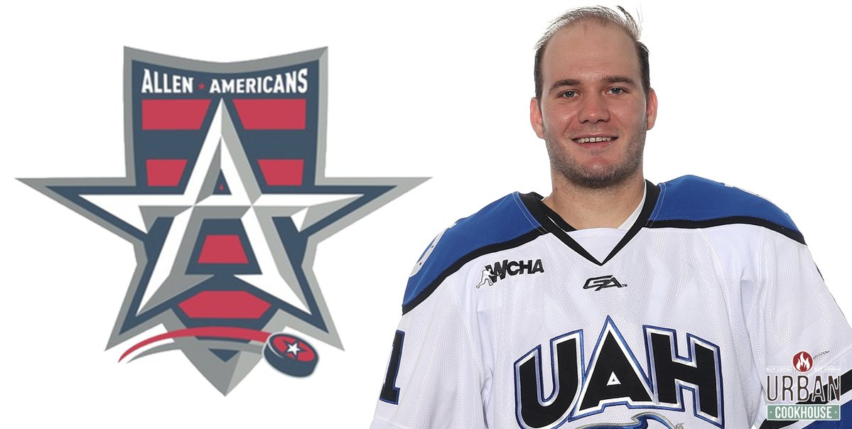 Poulsen Signs, Scores With ECHL's Americans