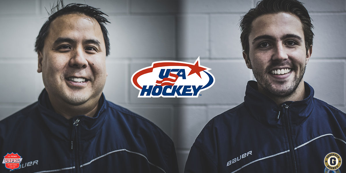 Front Office Staff Serves At USA Hockey Youth National Camps