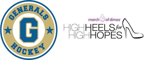Generals Team Up with March of Dimes this Saturday, February 6th